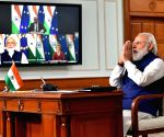 PM Modi attends India-EU Virtual Summit 2020