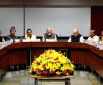 All Parties Leaders Meet - PM Modi