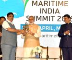 Modi at Maritime India Summit