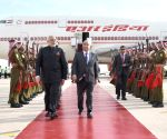 Amman (Jordan): PM Modi reaches Jordan