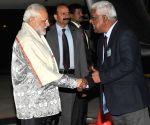 PM Modi arrives in Durban
