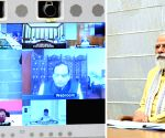 PM Modi chairs review meeting on COVID-19