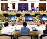 PM Modi chairs 5th meeting of the Governing Council of NITI Aayog