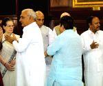 Mahatma Gandhi's birth anniversary - Parliament