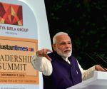 PM Modi at Hindustan Times Leadership Summit 2019