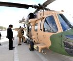 Amman: PM Modi departs for Palestine