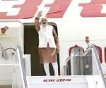 PM Modi departs for 5-day visit to Indonesia, Malaysia and Singapore