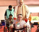 PM Modi at Saamaajik Adhikaarita Shivir