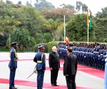 Modi receives ceremonial reception in  Kenya