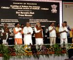 PM Modi unveils development projects in Karnataka