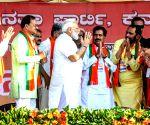 Bagalkot (Karnataka): PM Modi at public rally in Karnataka