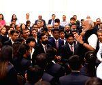 PM Modi meets 18th Asian Games medal winners