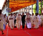 PM Modi visits Kerala temple