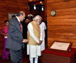 Modi inaugurates Maritime Exhibition