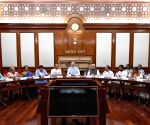 First cabinet meeting - PM Modi