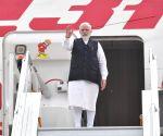 PM Modi departs for Brazil to attend 11th BRICS Summit