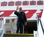 Modi leaves for Delhi as G20 Summit concludes