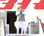Modi leaves for China to attend SCO Summit