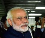 PM hands over tricolour to divyang mountaineer