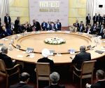 PM Modi in the meeting of BRICS Leaders