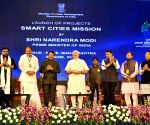 Treat urbanisation as opportunity, not calamity: PM (Lead) ()