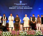 Smart Cities Exhibition - PM Modi