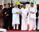 Modi Inaugurates Kochi Metro