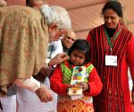 "Modi interacts with ""Divyang"" children"
