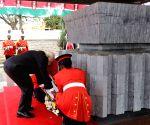 Modi vitsts Mausoleum of Mzee Jomo Kenyat