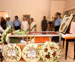 PM Modi pays tribute to Marshal of Air Force