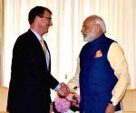 US Defense Secretary meets PM Modi