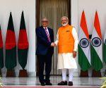 PM Modi meets Bangladesh President