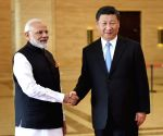 Chinese President Xi Jinping congratulates Modi