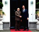 Modi meets Dutch PM Mark Rutte