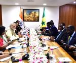 Modi meets President of Senegal