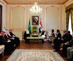 PM Modi meets Saudi Arabian Labour and Social Development Minister