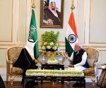 PM Modi meets Saudi Arabian Energy Minister