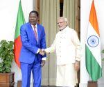 PM Modi meets Benin President