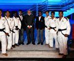 Vladivostok (Russia): PM Modi at Fetisov Arena