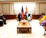 PM Modi meets Mike Pompeo, James Mattis