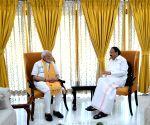 PM Modi meets Venkaiah Naidu