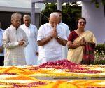 Modi pays homage to former PM Lal Bahadur Shastri on his birth anniversary