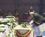 Modi pays tribute to CRPF personnel