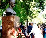 Tashkent (Uzbekistan): PM Modi pays tribute to Lal Bahadur Shastri