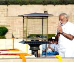 PM Modi pays tribute to Mahatma Gandhi on his 148th birth anniversary