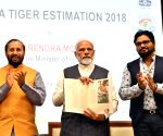 PM Modi releases results of 4th cycle of All India Tiger Estimation 2018