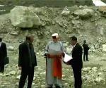Kedarnath (Uttarakhand): PM Modi reviews redevelopment projects in Kedarnath