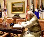 PM Modi at White House