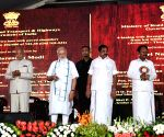 Kancheepuram (Tamil Nadu): Modi unveils the multiple projects