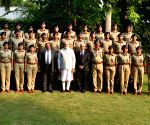 IPS Probationers of 2018 batch meet PM Modi